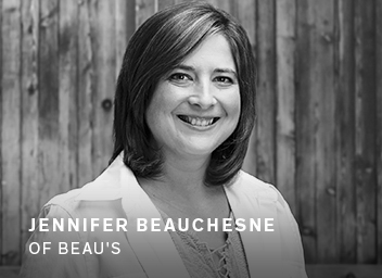 Jennifer Beauchesne of Beau's