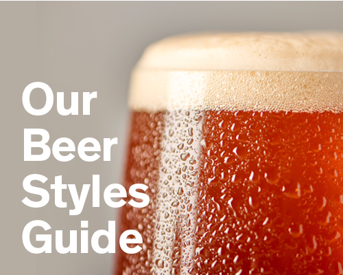 Our Beer Styles Guide