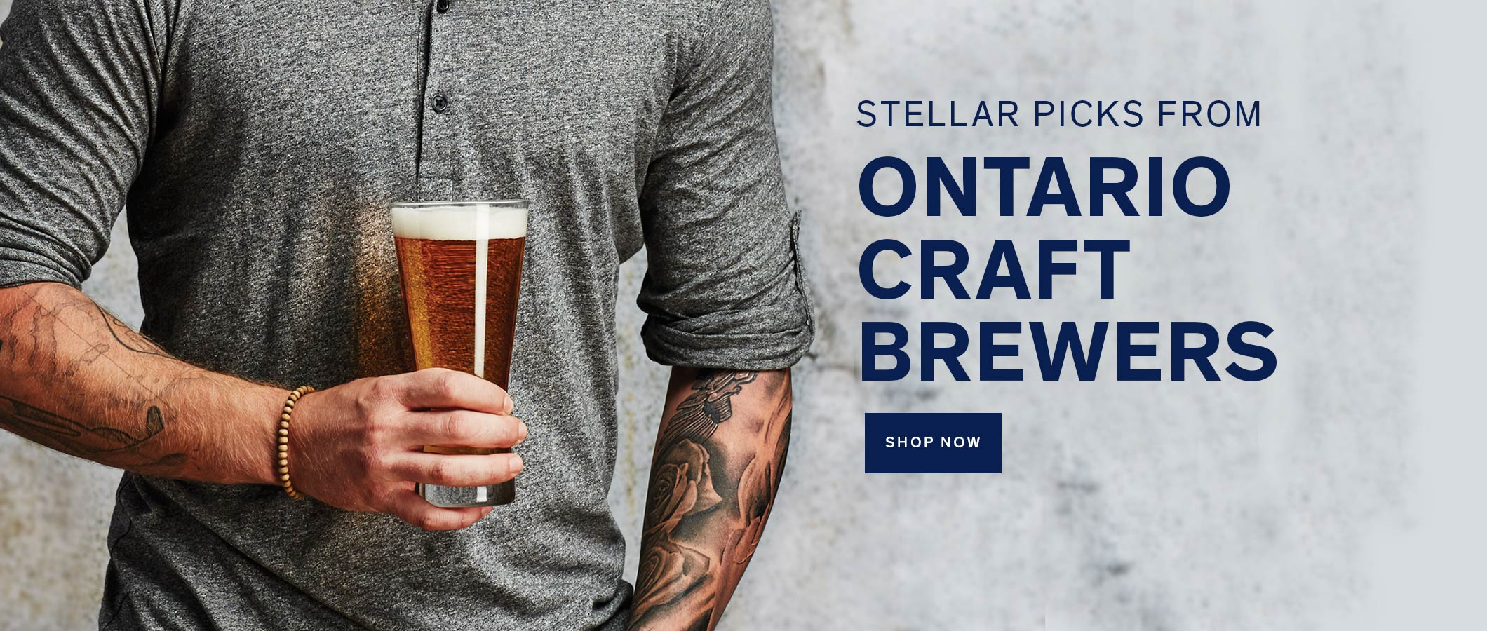 STELLAR PICKS FROM ONTARIO CRAFT BREWERS