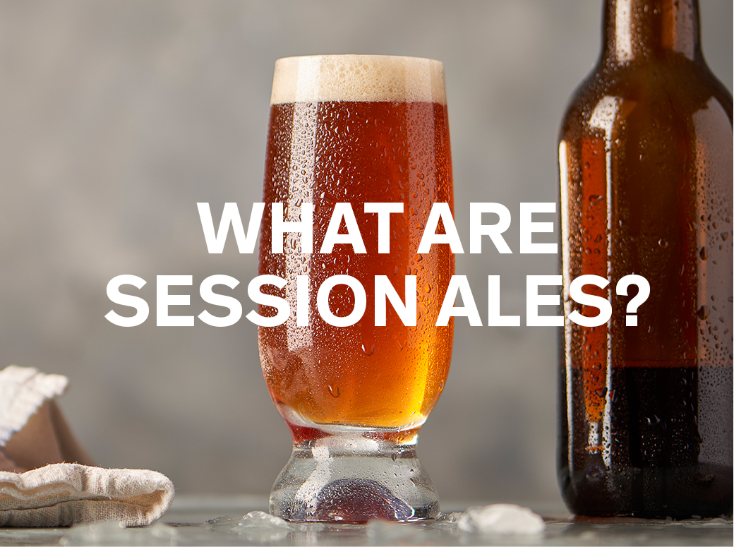 What are Session Ales?