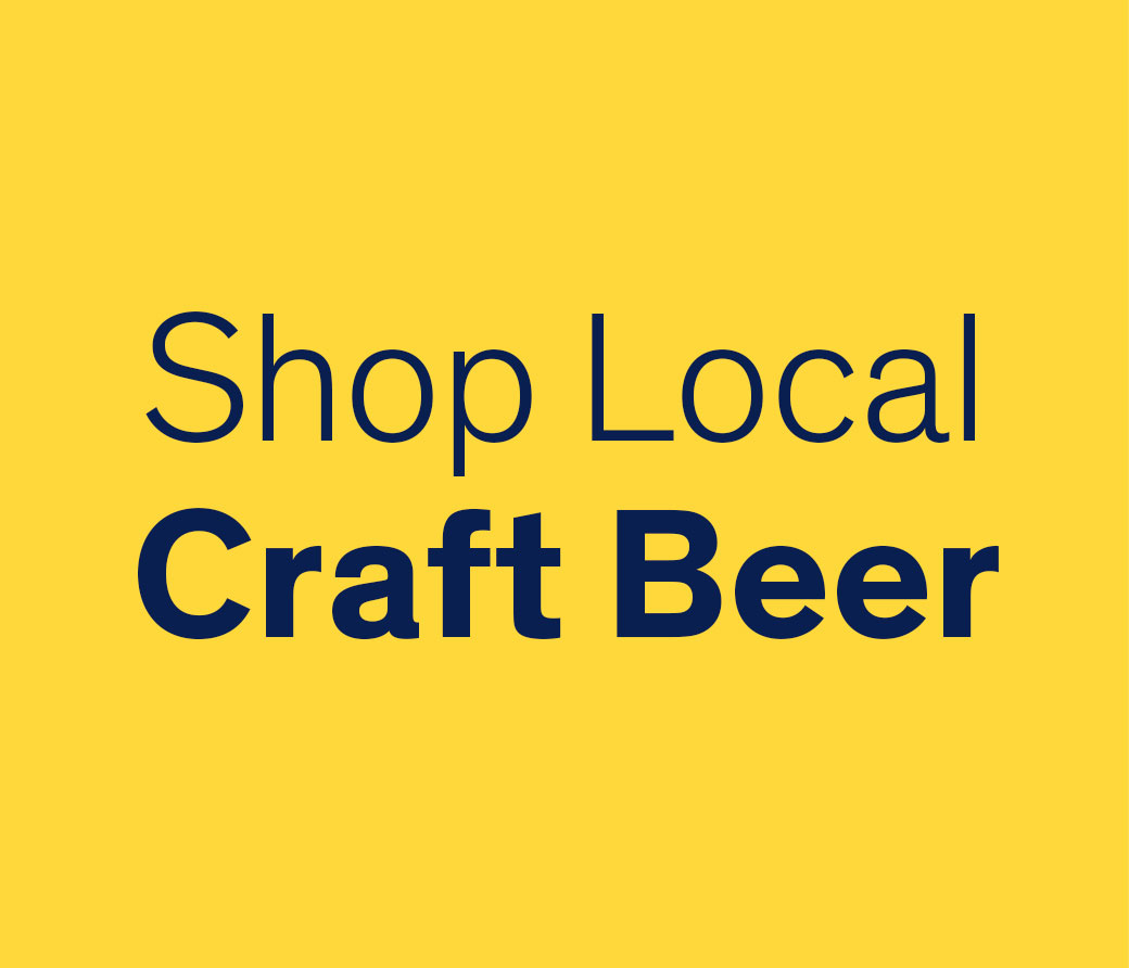 Shop Local Craft Beer