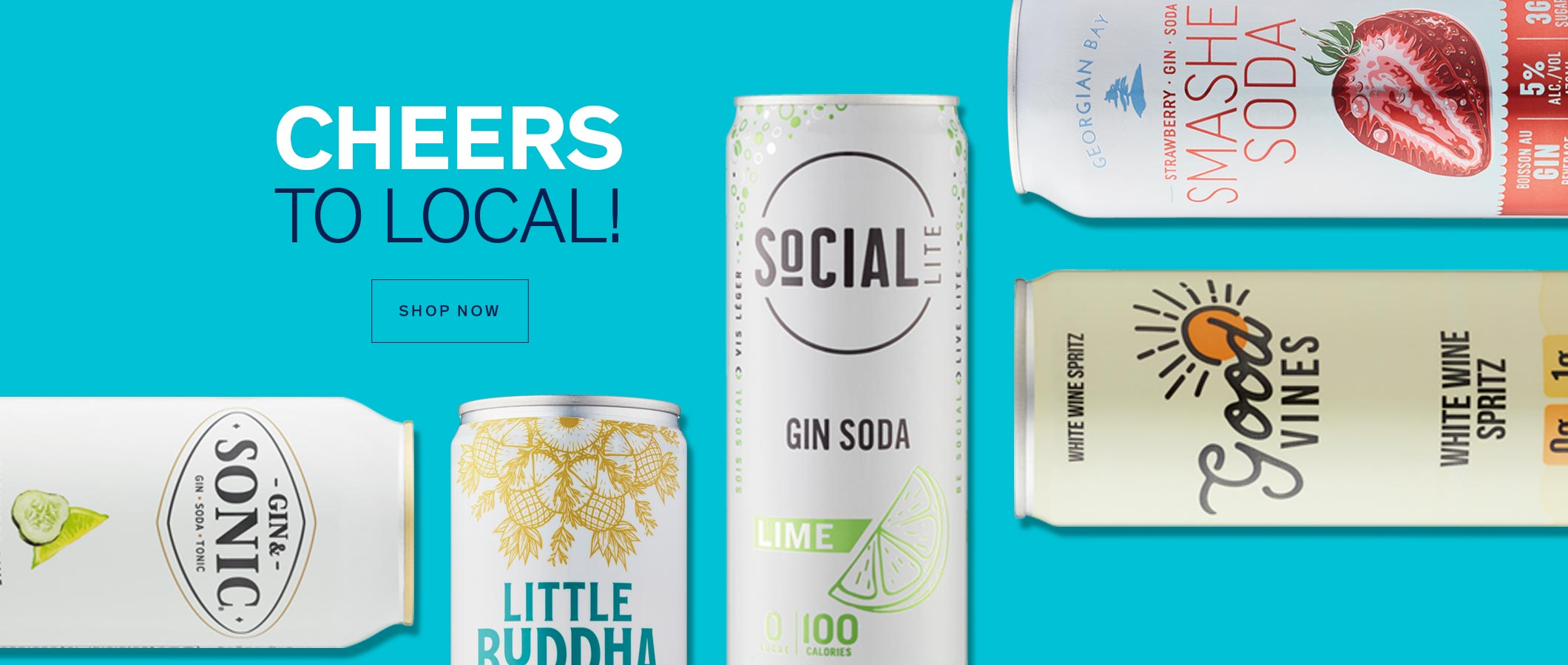Cheers to Local!