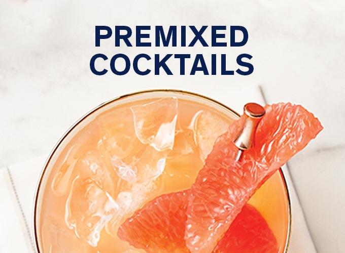 Premixed Cocktails
