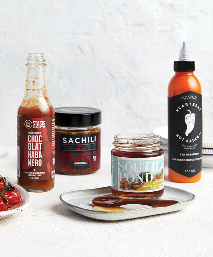 Hello Hot Stuff, Check Out These Ontario-Made Spicy Sauces