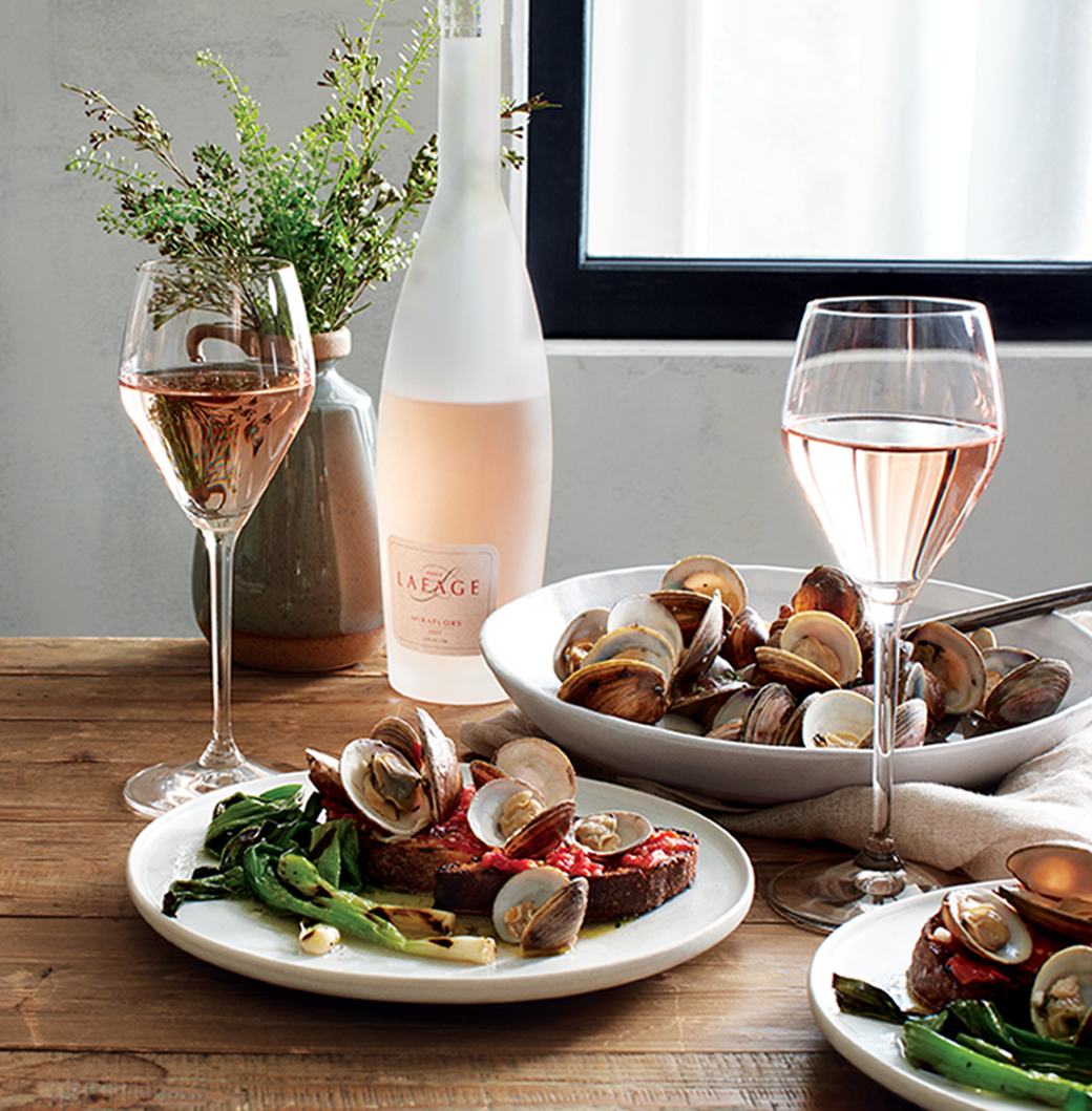 When It Comes to Summer Entertaining, It's Rosé All the Way