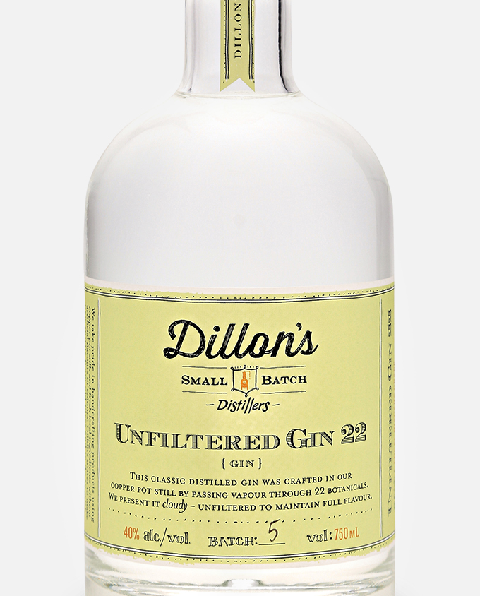 Dillon's Gin 22 Unfiltered