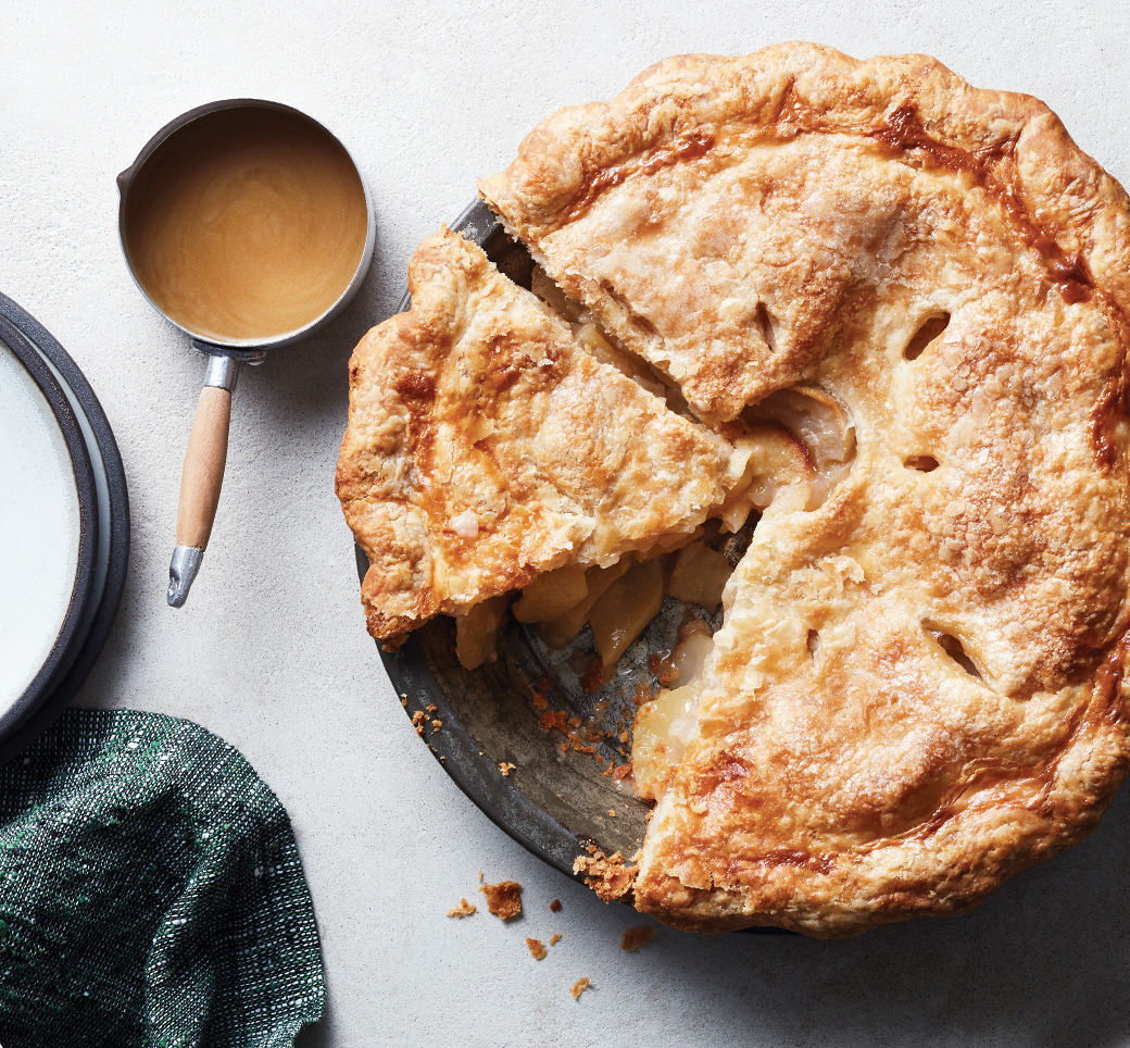 How to Make the Ultimate Apple Pie