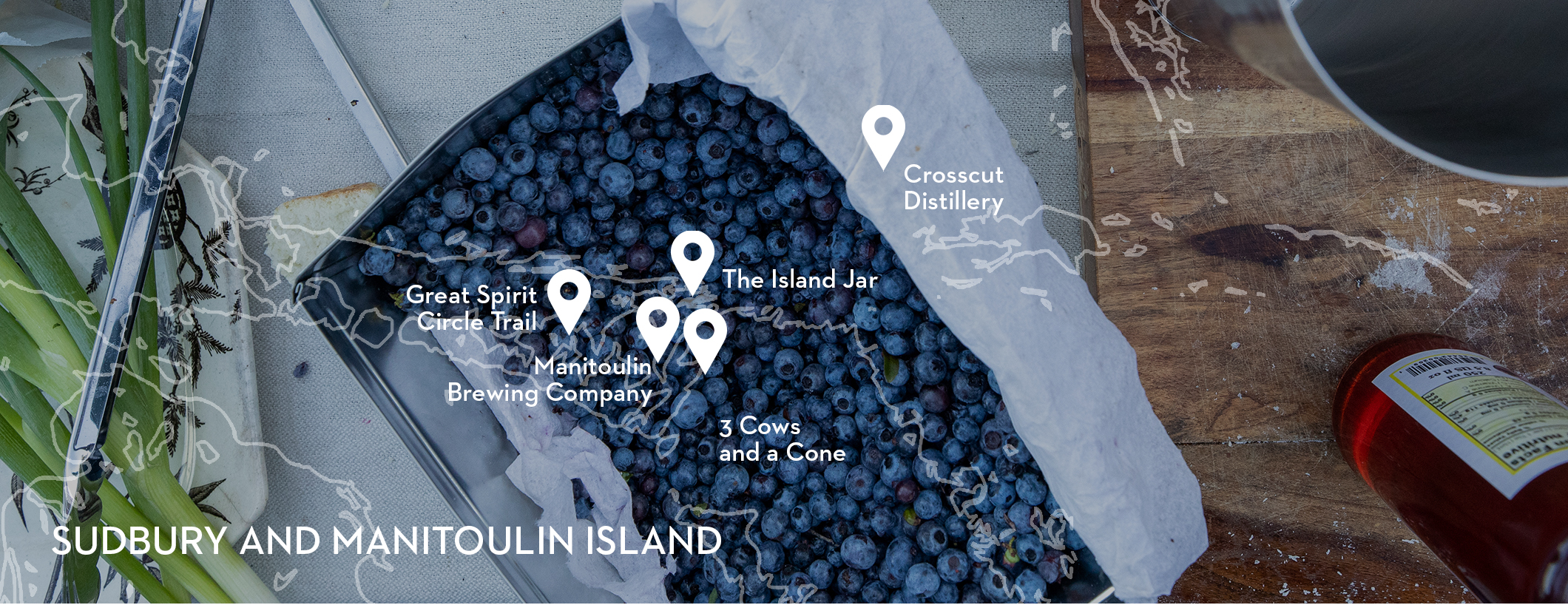 Sudbury and Manitoulin Island - Discover the 5 Stops