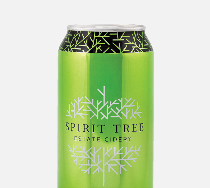 Spirit Tree Estate Cidery Draught Cider