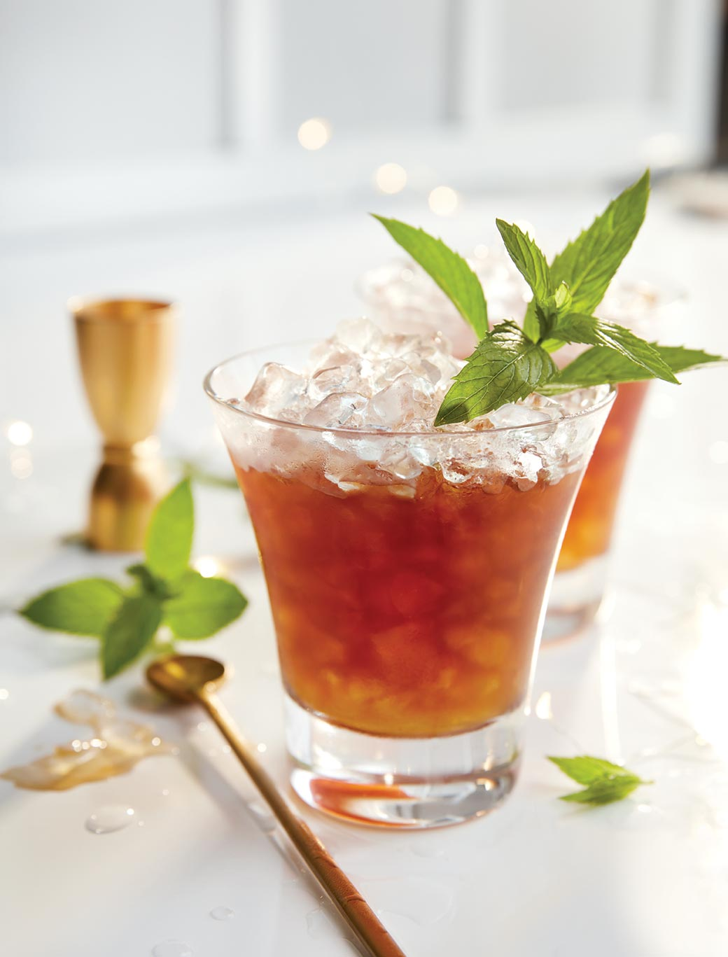 Des cocktails festifs