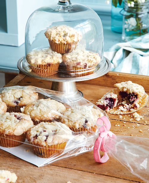 Get this muffin recipe