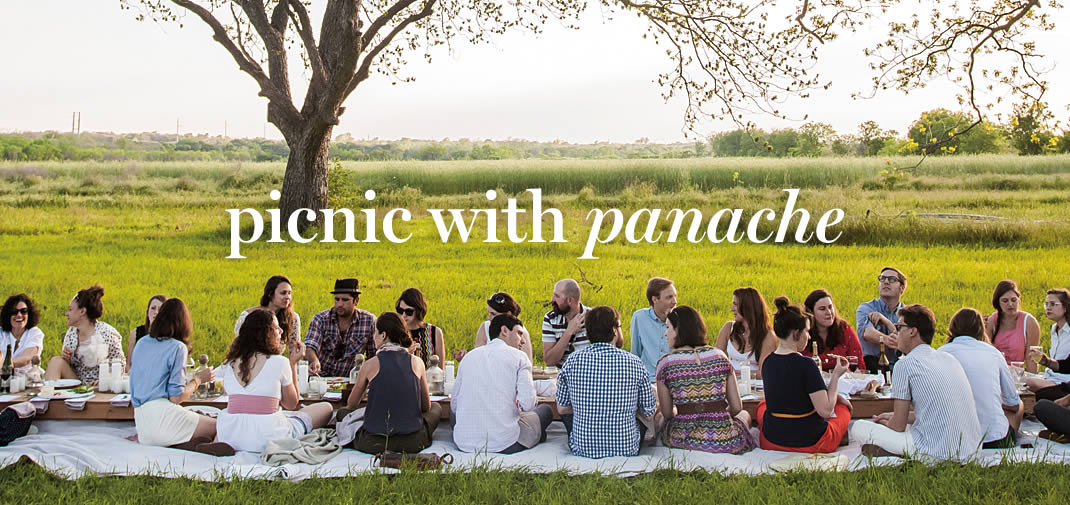 picnic with panache