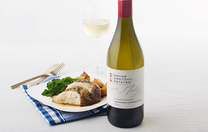 wayne-gretzky-chardonnay-and-oven-roated-chicken