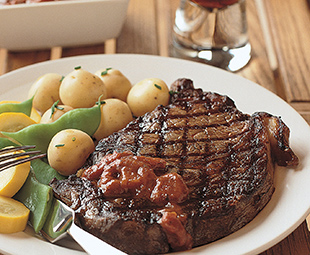 Perfect Grilled Steak