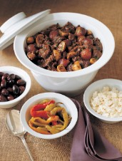 Beef Stew With Greek Flavours