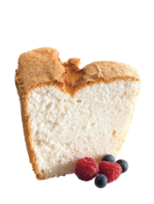 White Angel Food Cake