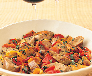 Roasted Pepper Salad