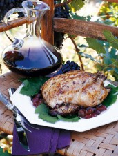 Cabernet Chicken