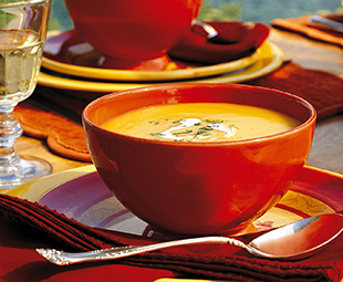 Smoky Squash Bisque