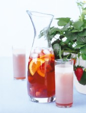 Strawberry Sangria Rosita