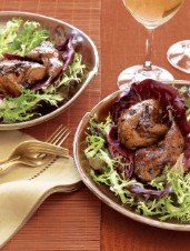 Asian Glazed Quails