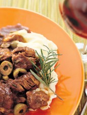 Pork in Red Wine