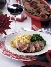 Roasted Veal with Balsamic Vinegar