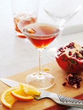 Pomegranate Cocktail