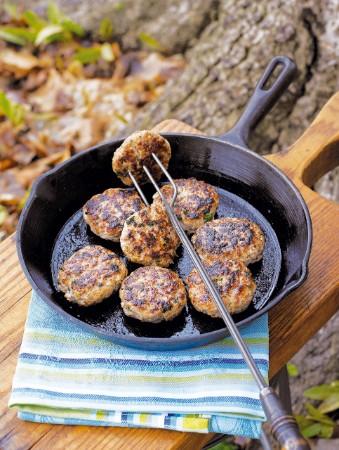 RECIPE - Maple Pork Sausage Patties