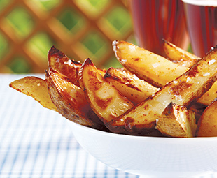 Chili Potato Wedges