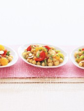 Asian Chickpea Mix