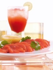 Tequila-Marinated Gravlax