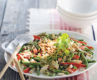 Crab & Green Bean Salad