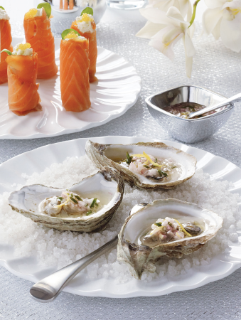 how to make mignonette sauce for oysters