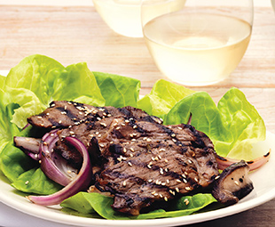 Fried Beef Bulgogi