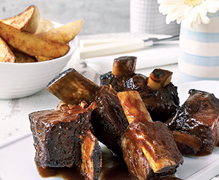 Ale-Braised Short Ribs