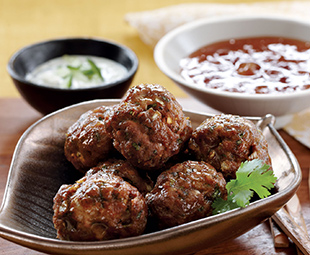 Vindaloo Meatballs