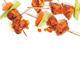 Buffalo Chicken Sticks