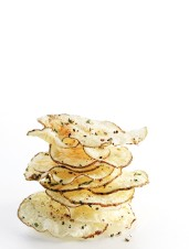Microwave Rosemary &  Black Pepper Chips