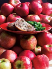 Apple-Walnut-Stuffed Porchetta