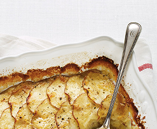The Vrai French Gratin of Potatoes