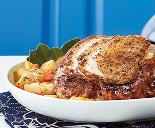 Sweet & Spicy Turkey Breast