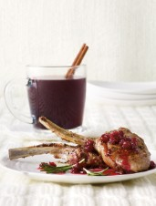 Pan-Seared Lamb Chops