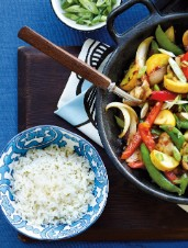 Sichuan Stir-Fried Vegetables