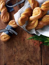 Citrus and Cardamom Twists