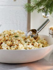 Curried Coconut Popcorn