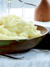The Creamiest Mashed Potatoes