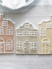 Tea Houses (Cookies)
