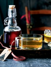 Canadian Whisky Simple Syrup