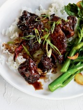 General Tso Chicken Livers